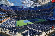 Data and analytics are powering technology at the US Open this year. Take a look at how this is happening.