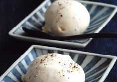 Black Pepper Ice Cream Recipe -  Very Delicious. You must try this recipe!