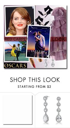 """""""Red Carpet at the Oscar"""" by matildiwinky ❤ liked on Polyvore featuring Chloé, Bling Jewelry, Ariella and Charlotte Tilbury"""