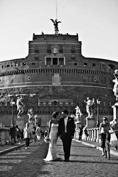 Sesje zagraniczne - Rzym   Wedding photography in Rome - Italian Wedding Photographer Jules
