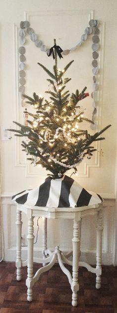 Simply Chic Christmas Tree