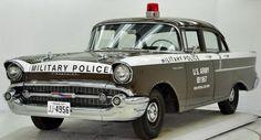 1957 Chevrolet Military Police Car