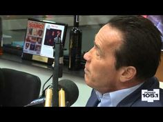 Interview With Arnold Schwarzenegger At The Breakfast Club Power 105.1