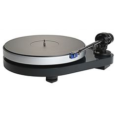 PRO-JECT RM-5.1 SE TURNTABLE W/BLUE POINT NO. 2 at Music Direct