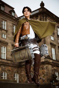 Levi (SnK) #cosplay