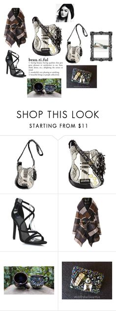 """She Loves Her Mary Frances Bag"" by rocky-springs-vintage ❤ liked on Polyvore featuring Mary Frances Accessories and Chicwish"