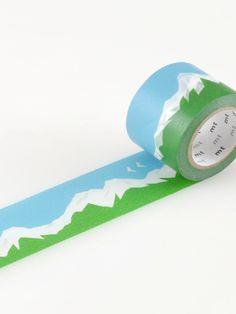 mt tape Mina Perhonen Mountain tape