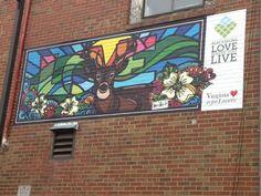 LOVEwork in Blacksburg - Virginia Is For Lovers