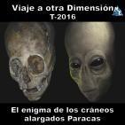 VAOD 20-03-16 'El enigma de los cráneos alargados Paracas' [753] en Podcast de Viaje a otra Dimensión 2016  - iVoox