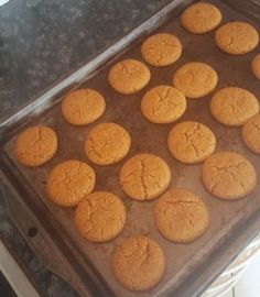 Ginger Nut Biscuits, Ginger Cookies, Biscuit Cookies, Biscuit Recipe, African Dessert, South African Dishes, 3 Ingredient Cookies, All Bran, Brownie Cookies