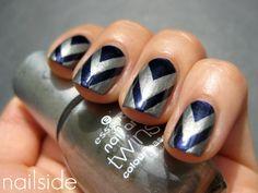 Nailside: Variation on the V-gap