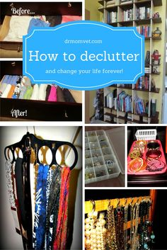 How to declutter your entire house Improve time management Spark joy