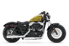 Harley Davidson Sportster 1200 Forty Eight - 2013