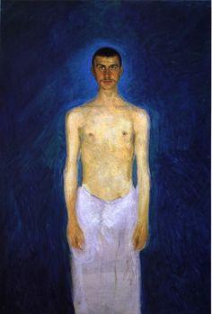 Richard Gerstl - Self-Portrait 1902