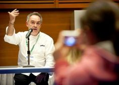 Ferran Adrià estará presente en Madrid Fusión 2014