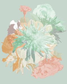 Contemporary photography and artwork Mauren Brodbeck, Loyalland, Untitled 01 Contemporary Photography, Contemporary Art, Filmmaking, Collage, Artist, Artwork, Flowers, Painting, Animals