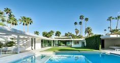 Snake Ranch | groundcovers: Palm Springs home by Studio AR+D...