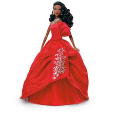 Barbie Collector 2012 Holiday African-American Doll