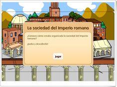 La sociedad del Imperio Romano (Librosvivos S.M.)