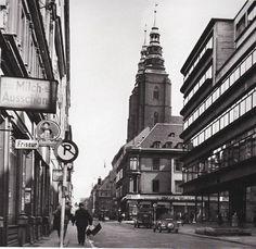 trakie ot, co, cudeńko <3 1927-1928, dom handlowy Kameleon (dawniej Rudolf Petersdorff), architekt Erich Mendelsohn, ekspresjonizm,