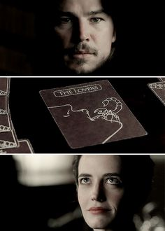 """Penny Dreadful"" - Vanessa & Ethan"