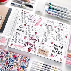 21 seltsam beruhigende Bullet Journal-Ideen, von denen du dir noch was abgucken kannst