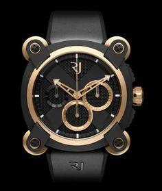TIMEPIECES | ROMAIN JEROME