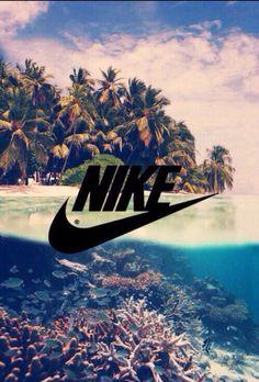 Nike - Wallpaper by Pau | We Heart It