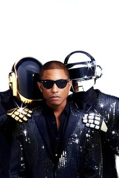 Daft punk Χ Pharrell Williams