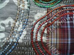 threaded rings 3 by stitchinglife on Flickr.