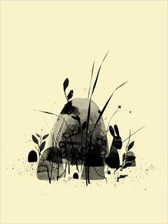 """Rabbit"" by Jon Klassen"