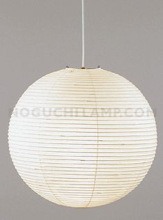 Isamu Noguchi Ceiling Lamp Models & - All For House İdeas Asian Ceiling Lighting, Suspended Lighting, Coastal Lighting, Interior Lighting, Ceiling Lights, Noguchi Lamp, Isamu Noguchi, Craftsman Lighting, Ceiling Shades