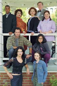 Gilmore Girls: Here's the Full Cast of the Reboot!