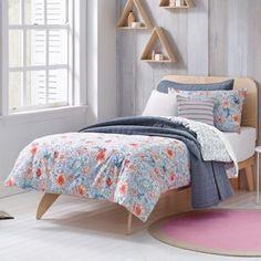 Sheridan light blue 'Posie' kid's bed linen- at Debenhams.com