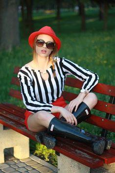 HUNTER TASTE | Mademoiselle Poisson