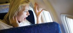 How to Handle a Nervous Flyer