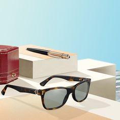 The irresistible Cartier man. #CartierSummer #Cartier #Accessories