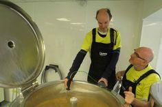 Armentieres, le 3 mars 2015 - Un brassin confectionnÈ au sein des ateliers…
