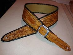 Allen 1972 made this awesome strap