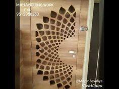 House Main Door Design, Flush Door Design, Main Entrance Door Design, Wooden Main Door Design, Pooja Room Door Design, Ceiling Design Living Room, Door Design Interior, Sliding Door Wardrobe Designs, Jaali Design