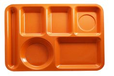 Remember those school lunch trays?