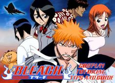 Bleach Cosplay Tutorial