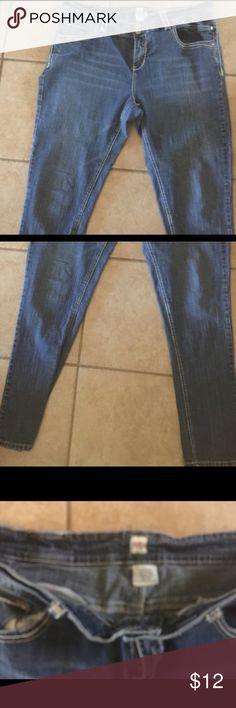H2j Skinny Jeans Size 16, preowned H2j Skinny Jeans Size 16. Preowned H2j Jeans Skinny