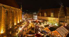 Weihnachtsmarkt Hannover   Fotograf Hannover