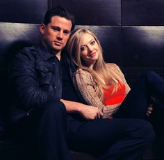 Amanda Seyfried & Channing Tatum