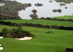 Die Tropeninsel Hainan im Südchina hat eine Menge toller Golfplätze zu bieten. Genießen Sie zwei unvergleichliche Golfwochen auf Hainan.