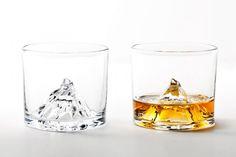 Стакан для виски в подарок альпинисту