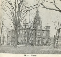 Grant School on Putnam Ave.