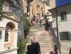 Santuario Basilica Madonna della Corona, Ferrara di Monte Baldo