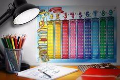 Как научить ребенка таблице умножения? / Новые дети